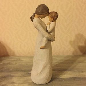 Willow Tree Tenderness Figurine Mother Son